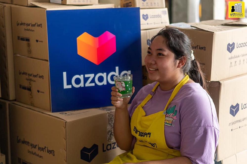 Lazada Donation 3