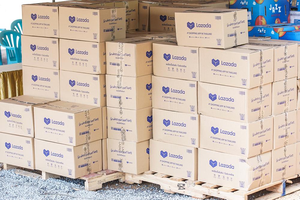 Lazada Donation 4