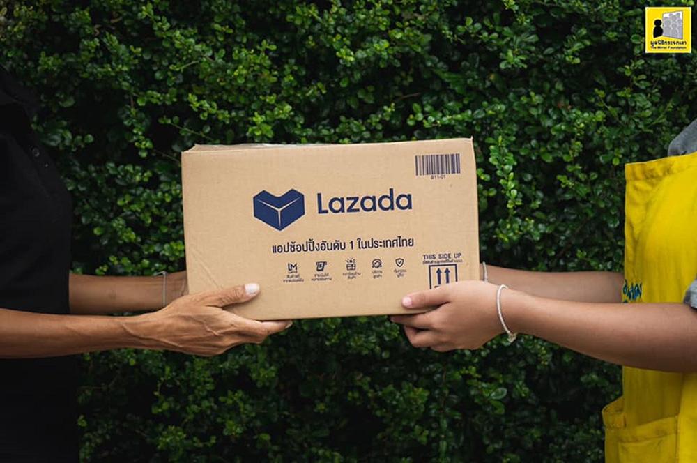 Lazada Donation 5