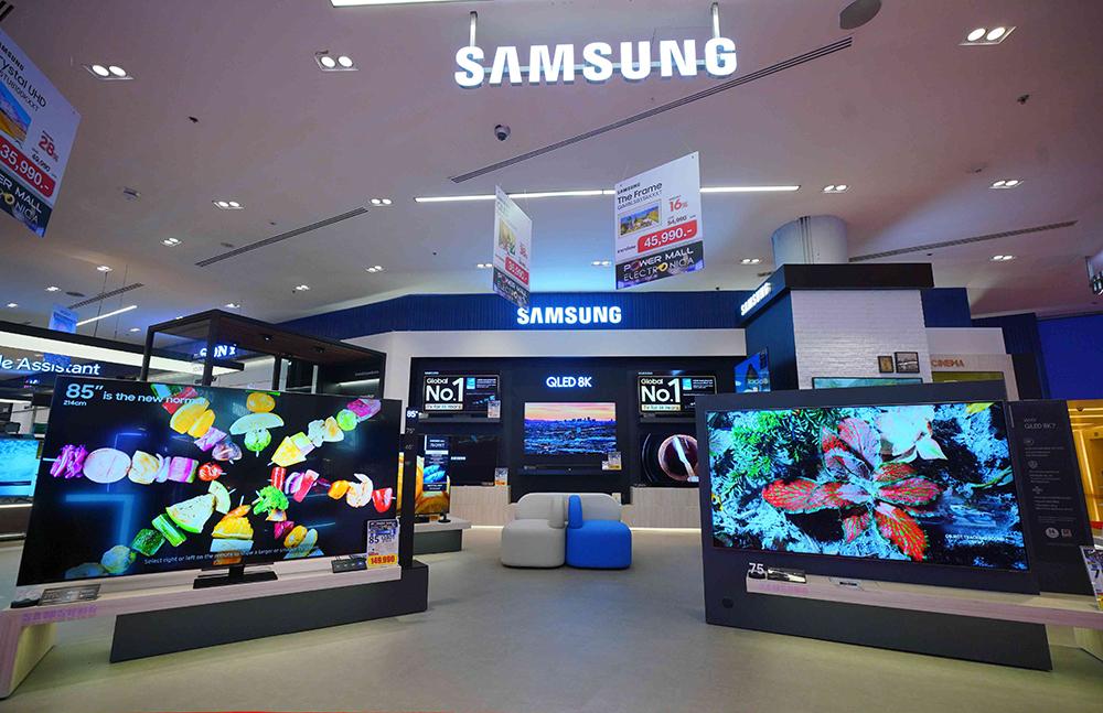 Samsung lifestyle store 3