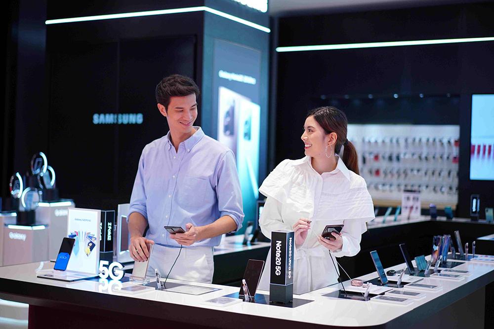 Samsung lifestyle store 4