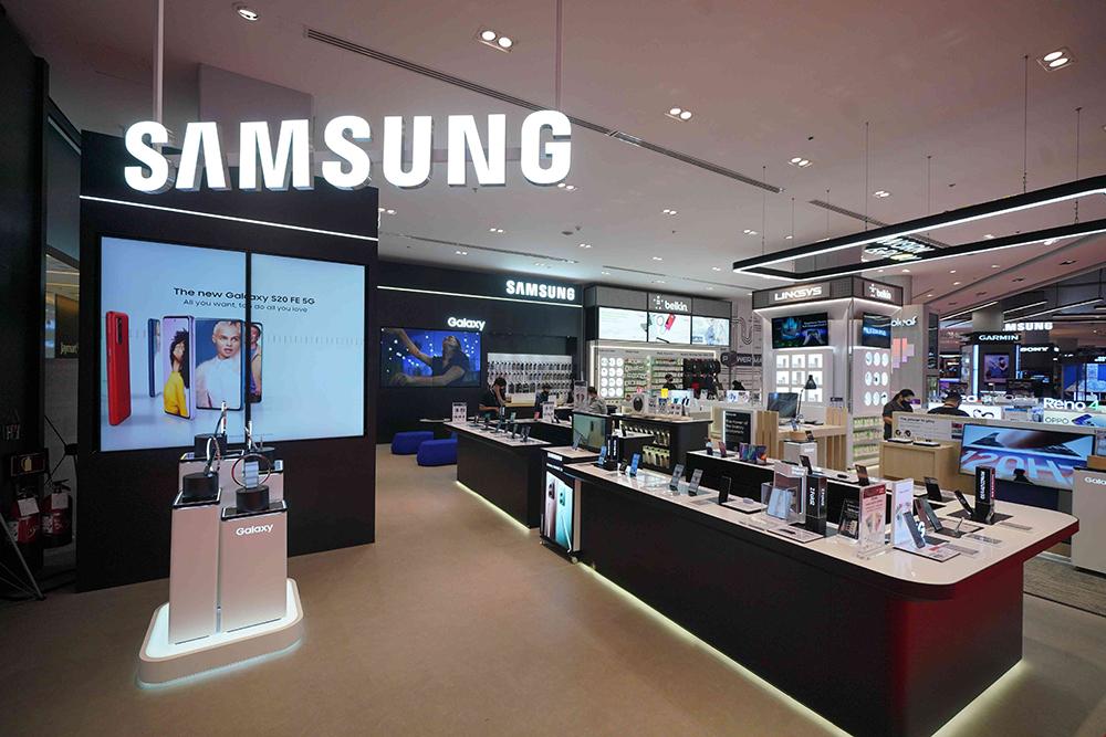 Samsung lifestyle store 5