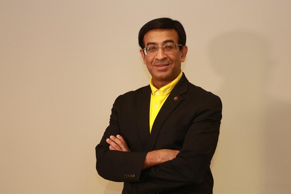 รศ.นพ.สุริยเดว ทรีปาตี ผู้อำนวยการศูนย์คุณธรรม