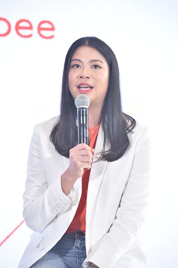 Pic สุชญา ปาลีวงศ์ ผู้จัดการฝ่ายการตลาด ช้อปปี้