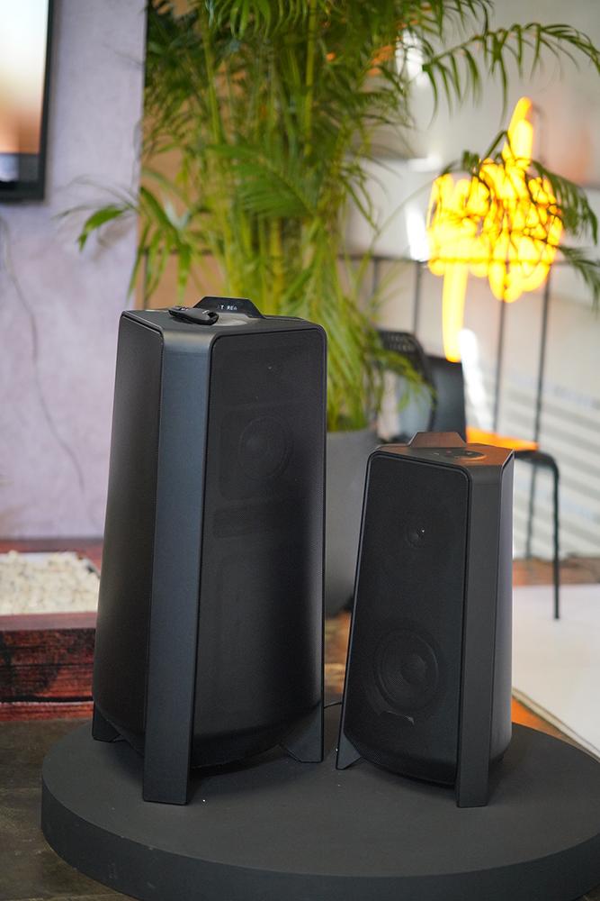 Samsung Bloggers Day Sound Tower 1