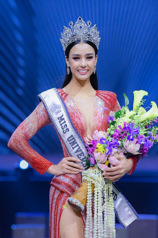 FormatFactoryอแมนด้า ชาลิสา ออบดัม Miss Universe Thailand 2020