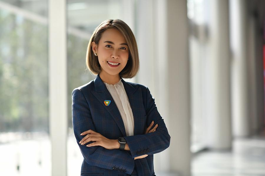 WeTV CHUANG 2021 Khun Kanokporn 1