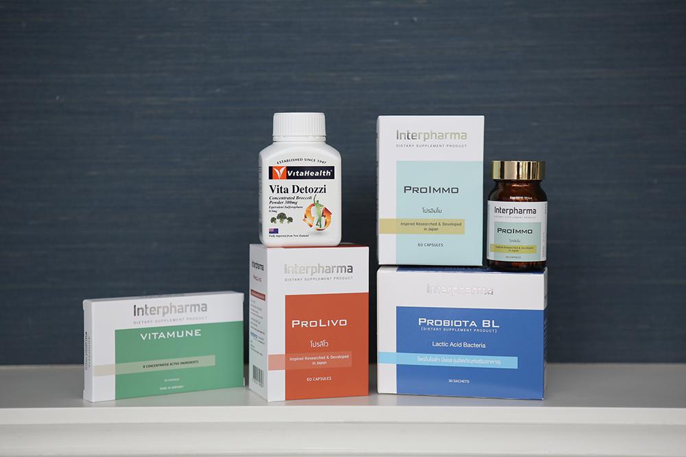 ภาพประกอบผลิตภัณฑ์ใหม่ 4 ตัว จาก 4 ประเทศ