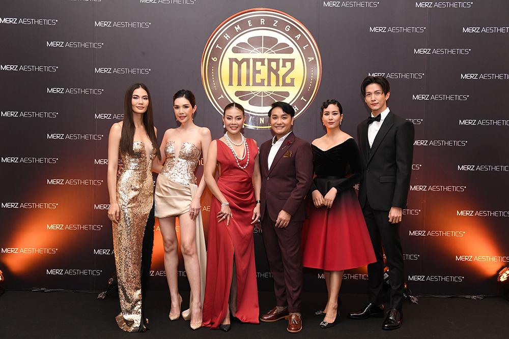 เมิร์ซ เอสเธติกส์ จัดงาน 6th Merz Gala Thai Night 1