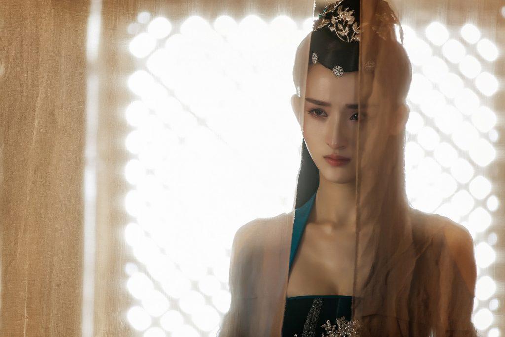 10.ซีรีส์จีน Bloody Romance แค้นรักโลหิตผลาญใจ