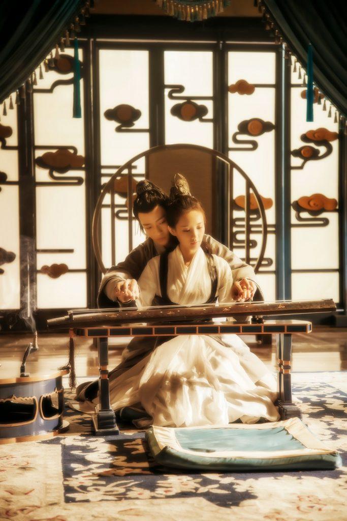 4.ซีรีส์จีน Bloody Romance แค้นรักโลหิตผลาญใจ