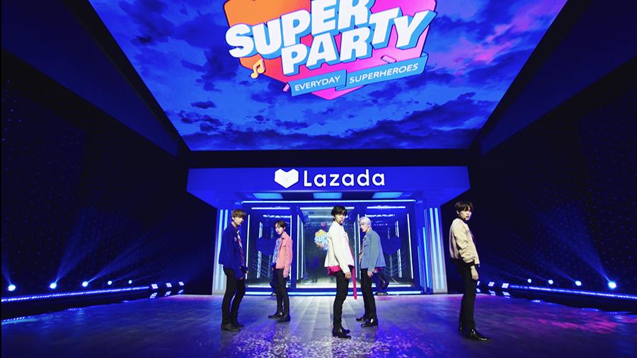 NCTDREAM Lazada Super Party 1
