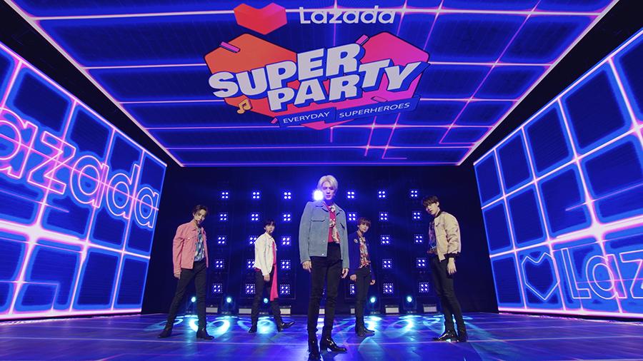NCTDREAM Lazada Super Party 2 2