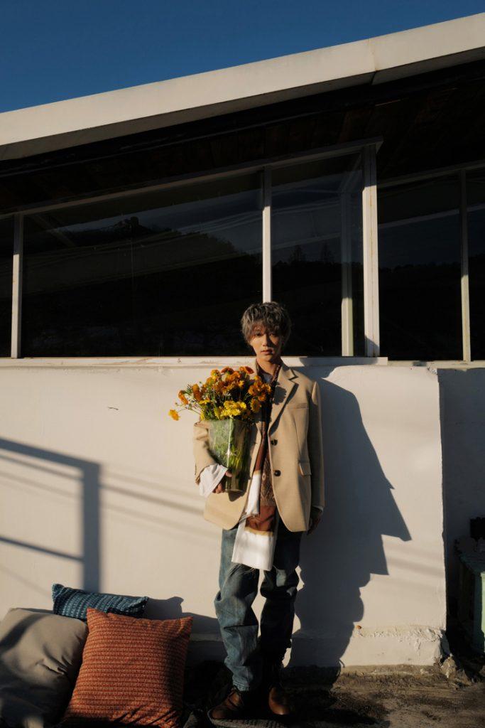 ภาพทีเซอร์ 1 มินิอัลบั้มชุดที่ 4 Beautiful Night ของ YESUNG