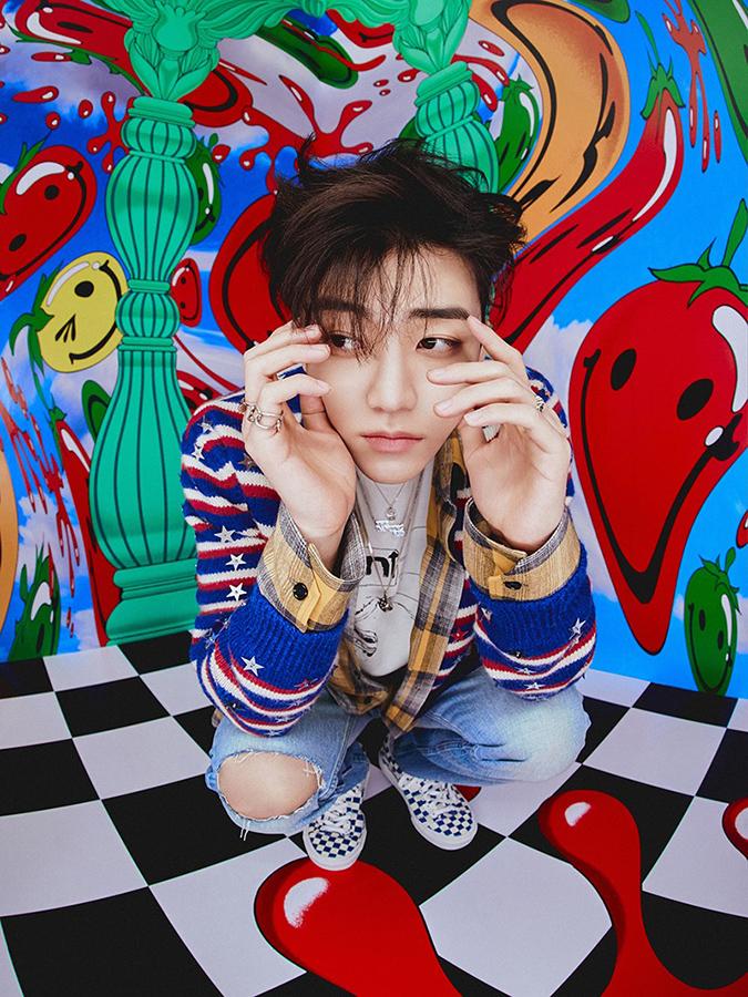 ภาพทีเซอร์ 1 JAEMIN NCT DREAM อัลบั้มเต็มชุดแรก Hot Sauce