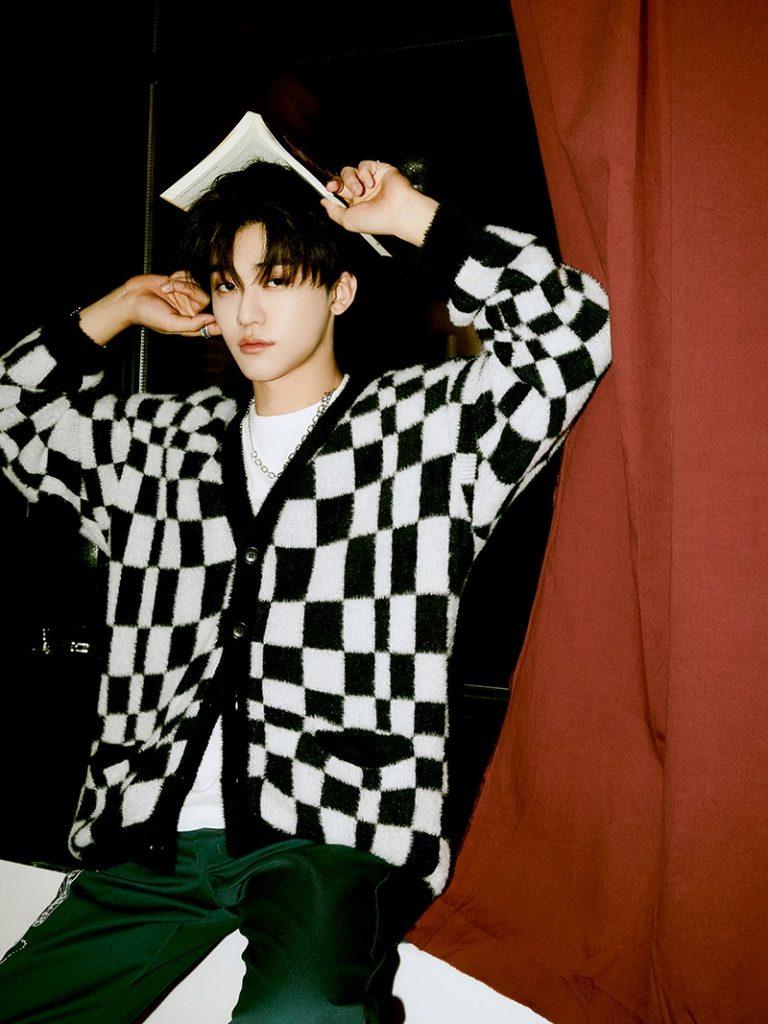 ภาพทีเซอร์ 2 JAEMIN NCT DREAM อัลบั้มเต็มชุดแรก Hot Sauce