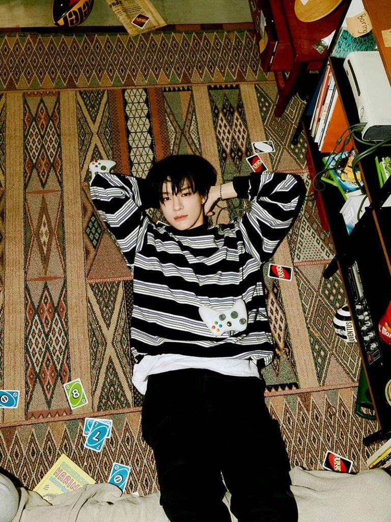 ภาพทีเซอร์ 2 JENO NCT DREAM อัลบั้มเต็มชุดแรก Hot Sauce
