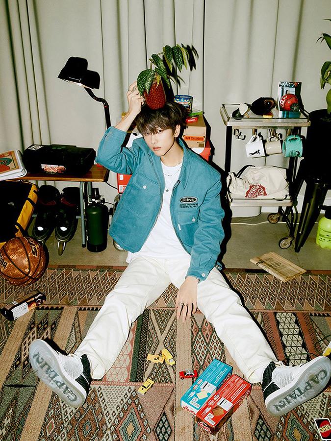 ภาพทีเซอร์ 2 JISUNG NCT DREAM อัลบั้มเต็มชุดแรก Hot Sauce