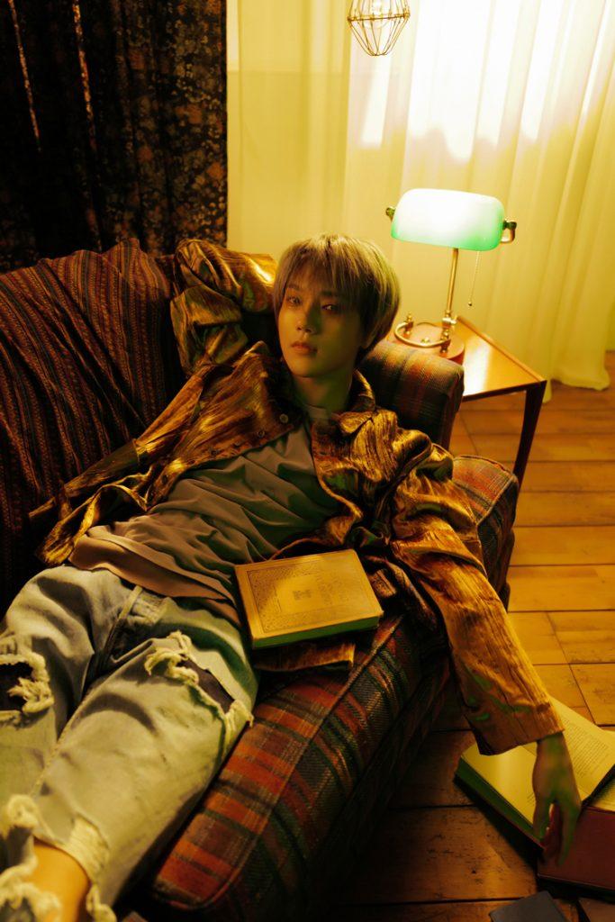ภาพทีเซอร์ 5 มินิอัลบั้มชุดที่ 4 Beautiful Night ของ YESUNG
