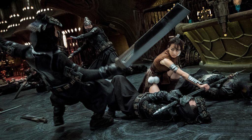 11.ภาพยนตร์ Legend of the Ancient Sword อภินิหารแหวนครองพิภพสยบฟ้า