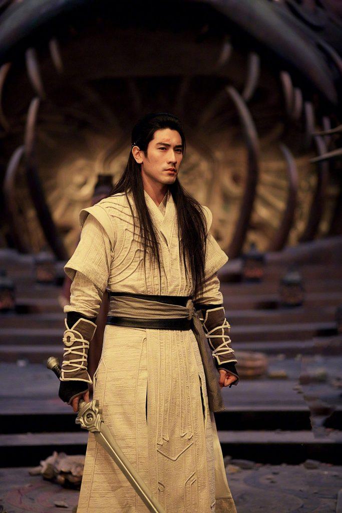 3.ภาพยนตร์ Legend of the Ancient Sword อภินิหารแหวนครองพิภพสยบฟ้า