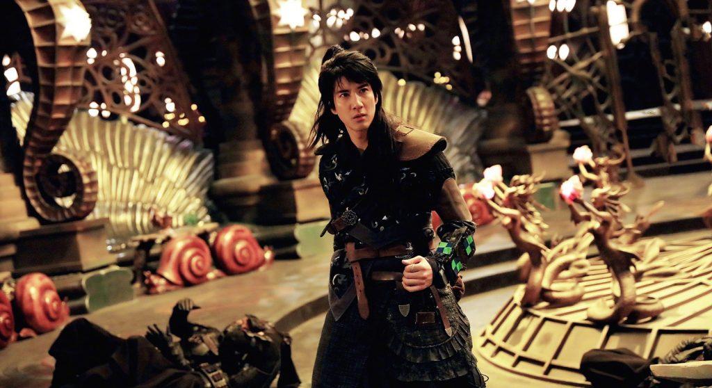 4.ภาพยนตร์ Legend of the Ancient Sword อภินิหารแหวนครองพิภพสยบฟ้า