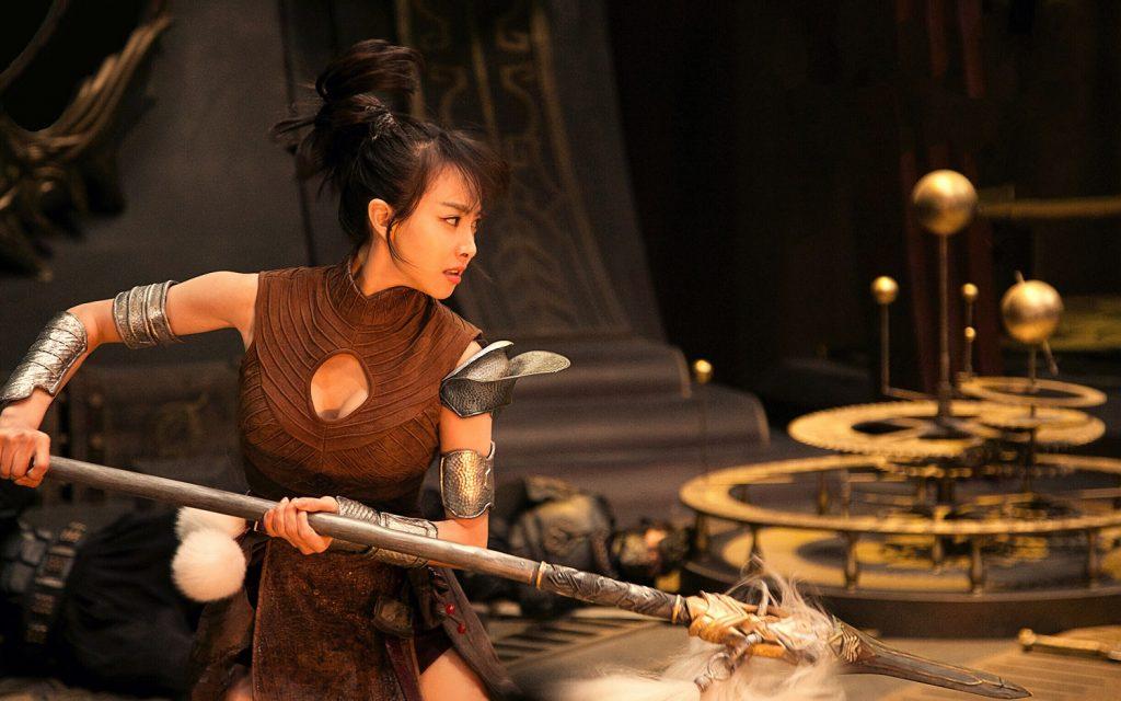5.ภาพยนตร์ Legend of the Ancient Sword อภินิหารแหวนครองพิภพสยบฟ้า