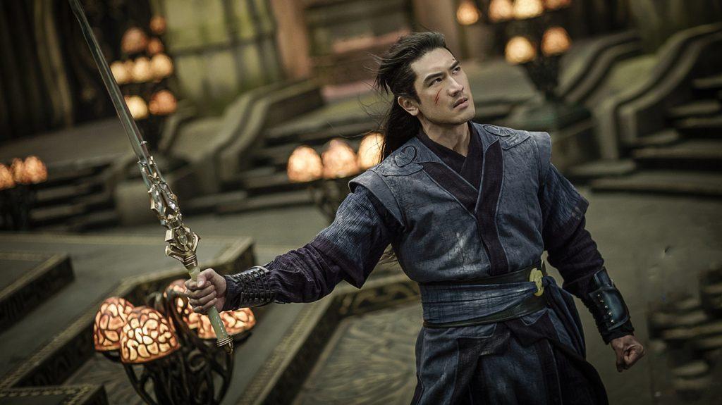 7.ภาพยนตร์ Legend of the Ancient Sword อภินิหารแหวนครองพิภพสยบฟ้า