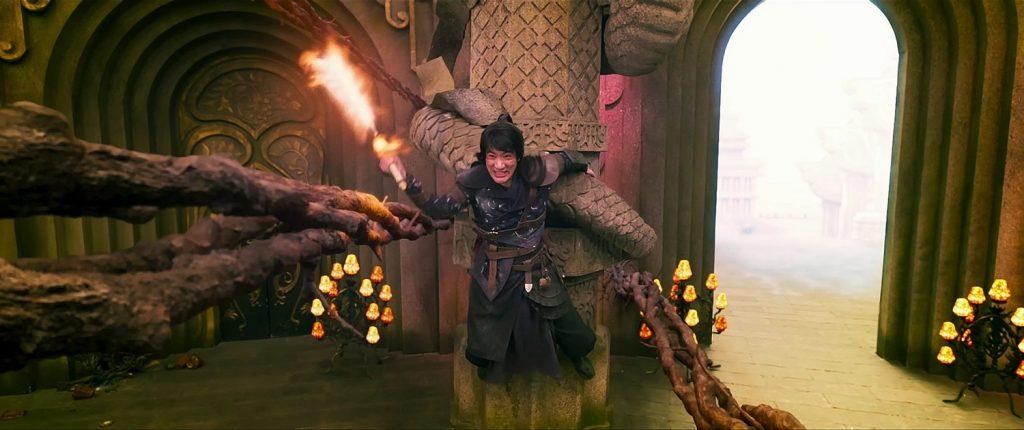 9.ภาพยนตร์ Legend of the Ancient Sword อภินิหารแหวนครองพิภพสยบฟ้า