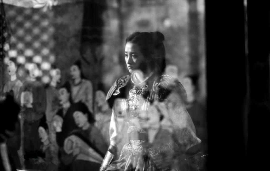 3.ภาพยนตร์จีน Shadow จอมคนกระบี่เงา