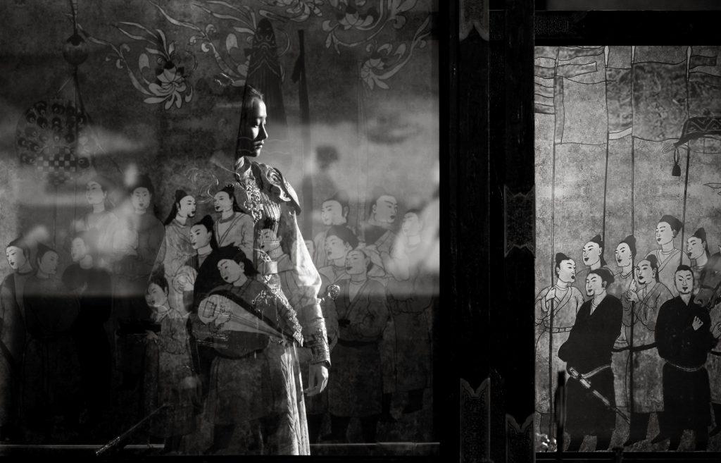 4.ภาพยนตร์จีน Shadow จอมคนกระบี่เงา