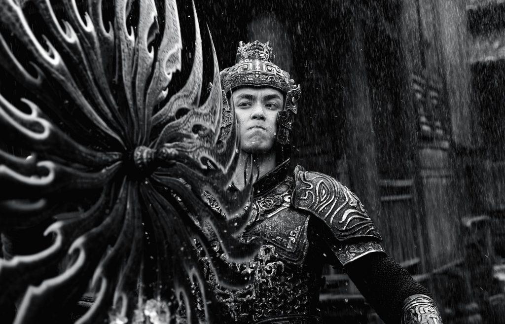 5.ภาพยนตร์จีน Shadow จอมคนกระบี่เงา