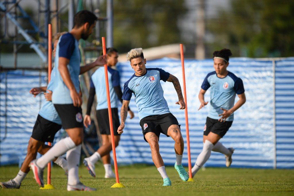 Port FC Training 210623 0