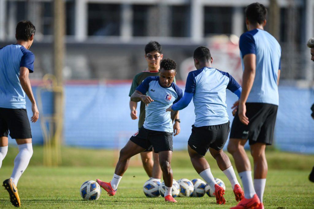 Port FC Training 210623 1