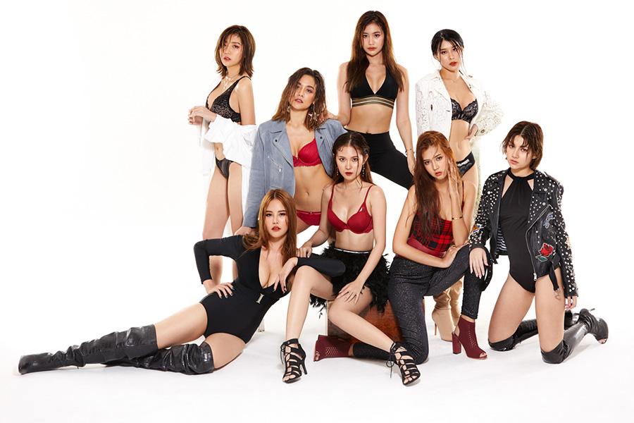 RUSH Fashion RUSH Girls Gang 1