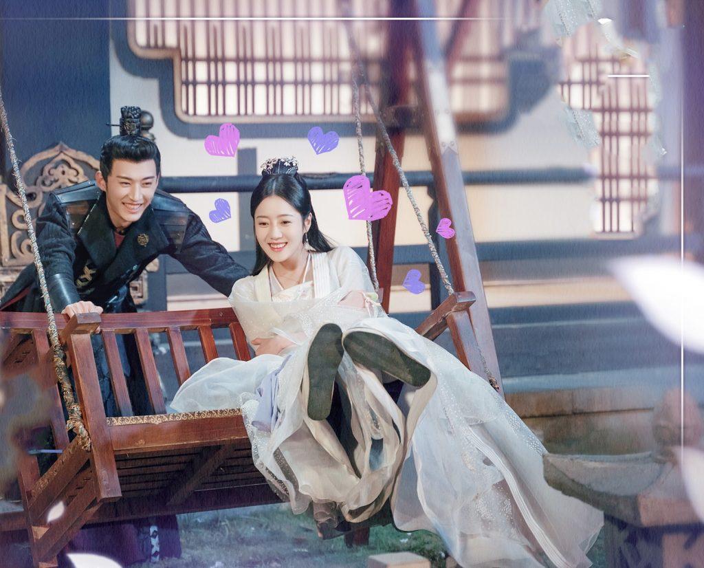 10.ซีรีส์จีน Qing Luo อลหม่านรักหมอหญิงชิงลั่ว