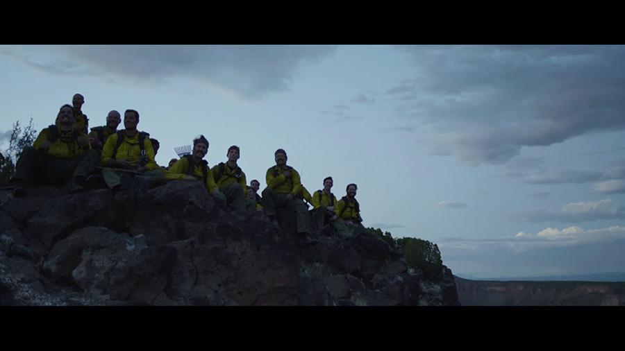 10.ภาพยนตร์ คนกล้าไฟนรก ONLY THE BRAVE GRANITE MOUNTAIN NO EXIT