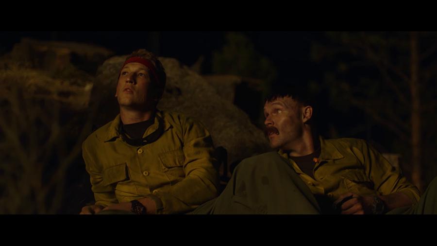 2.ภาพยนตร์ คนกล้าไฟนรก ONLY THE BRAVE GRANITE MOUNTAIN NO EXIT