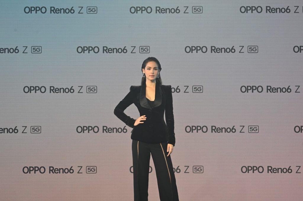 3 OPPO Reno6 Z 5G Yaya
