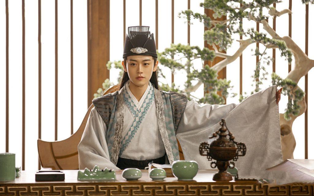 3.ซีรีส์จีน Qing Luo อลหม่านรักหมอหญิงชิงลั่ว