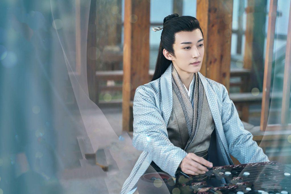 4.ซีรีส์จีน Qing Luo อลหม่านรักหมอหญิงชิงลั่ว