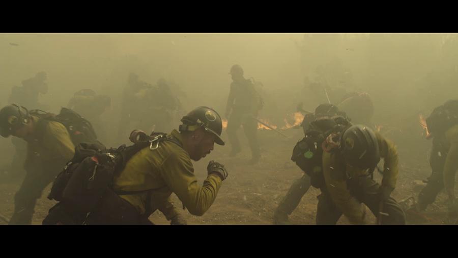 4.ภาพยนตร์ คนกล้าไฟนรก ONLY THE BRAVE GRANITE MOUNTAIN NO EXIT