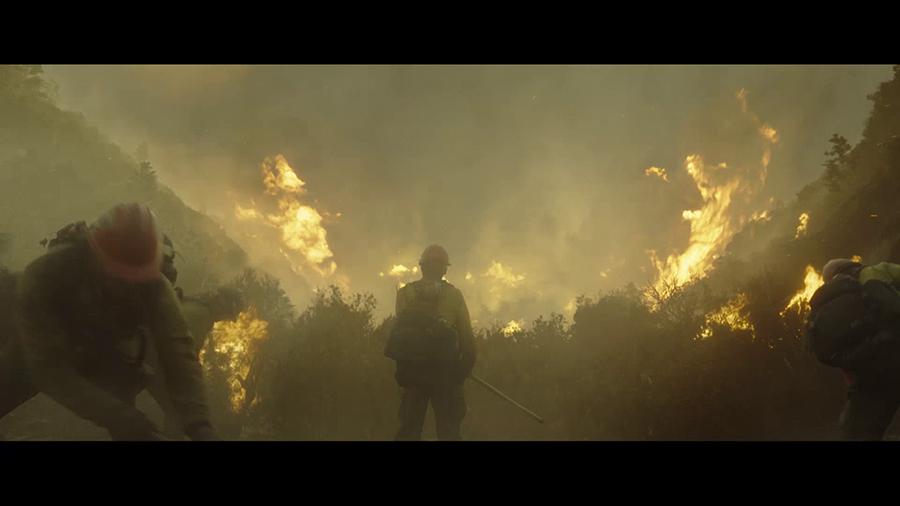 5.ภาพยนตร์ คนกล้าไฟนรก ONLY THE BRAVE GRANITE MOUNTAIN NO EXIT