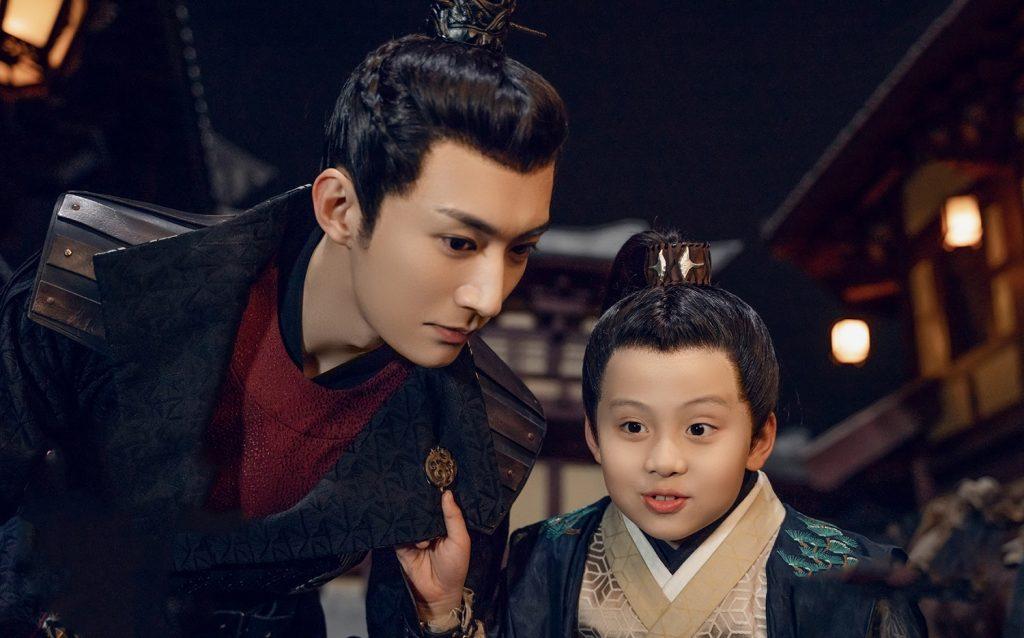 7.ซีรีส์จีน Qing Luo อลหม่านรักหมอหญิงชิงลั่ว