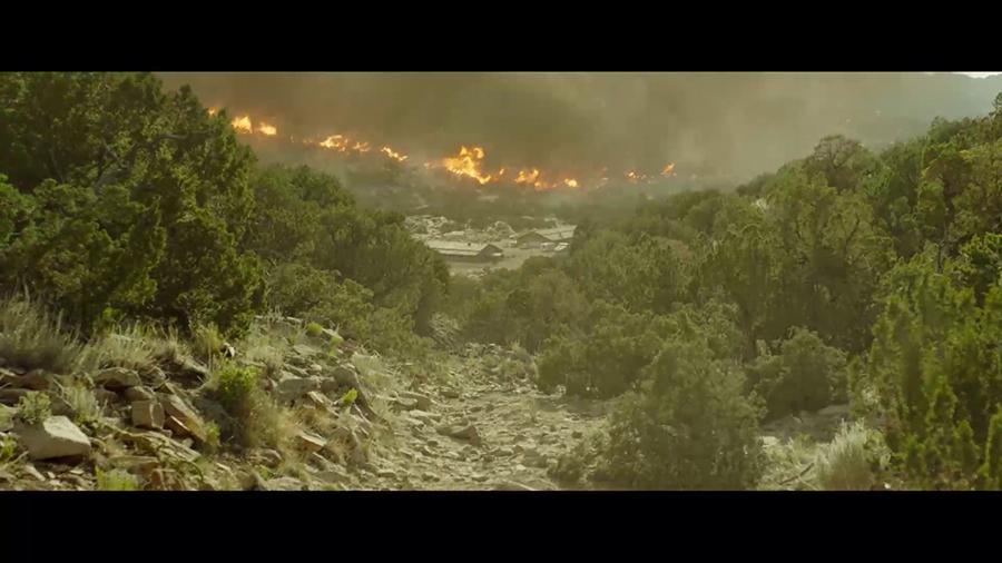 8.ภาพยนตร์ คนกล้าไฟนรก ONLY THE BRAVE GRANITE MOUNTAIN NO EXIT
