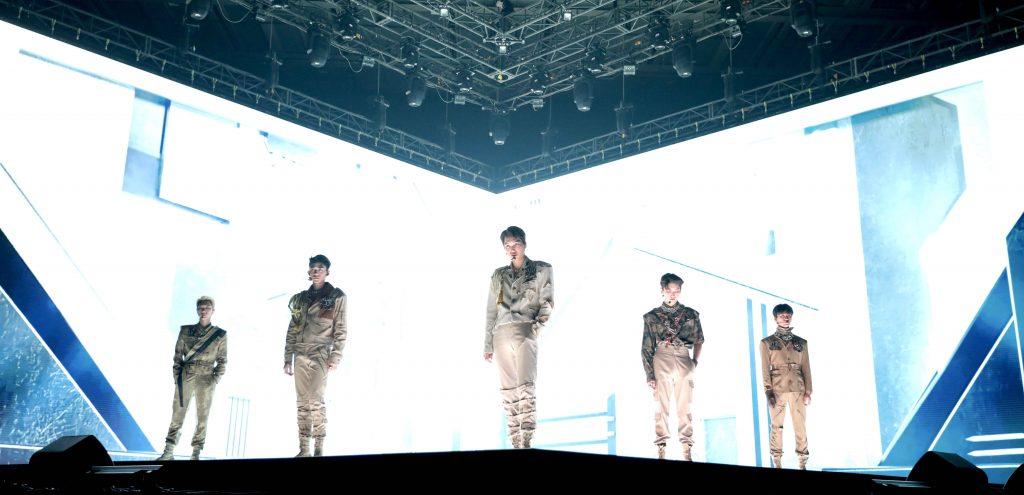 ภาพที่ 10 Prudential x SuperM We DO Virtual Concert Fan Meet