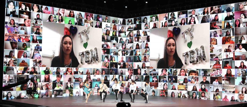 ภาพที่ 11 Prudential x SuperM We DO Virtual Concert Fan Meet