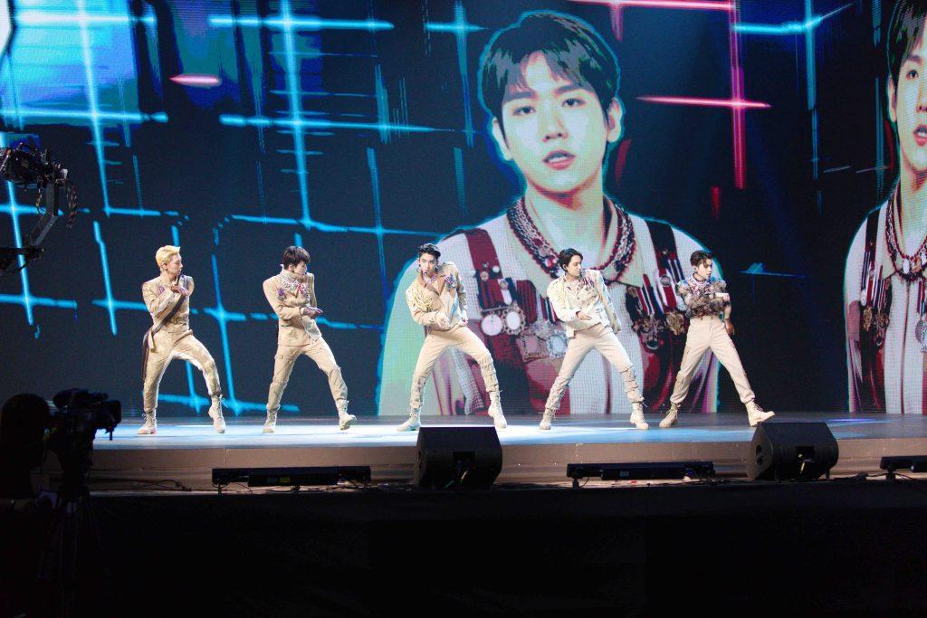ภาพที่ 2 Prudential x SuperM We DO Virtual Concert Fan Meet