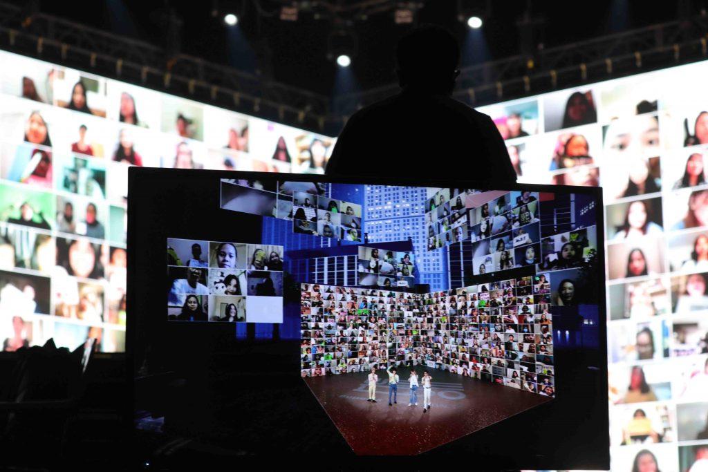 ภาพที่ 7 Prudential x SuperM We DO Virtual Concert Fan Meet