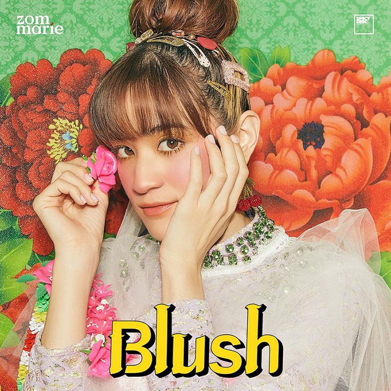ปก Single Blush Zom marie